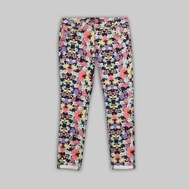 Bongo floral skinnies at Sears