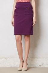 Bonny Pencil Skirt at Anthropologie