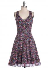 Botanical Date Dress at ModCloth