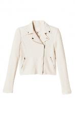 Boucle Moto Jacket at Rebecca Taylor
