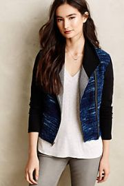 Boucle Moto Jacket at Anthropologie