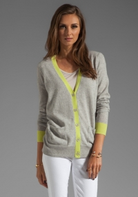Boyfriend cardigan by Autumn Cashmere at Revolve