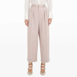 Braxlee Cropped Pant at Club Monaco