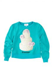 Breakfast Sweatshirt Little Girls at Nordstrom Rack