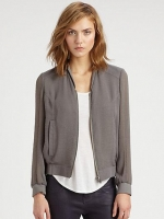 Breeze bomber jacket by Helmut Lang at Saks Fifth Avenue