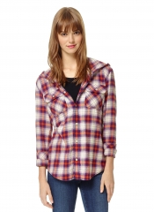 Brewster Blouse by TNA at Aritzia