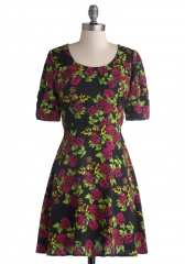 Brightest Blossom Dress at ModCloth