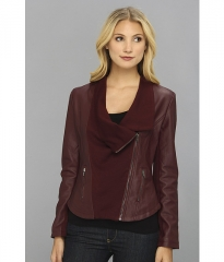 Brigitte Bailey Alyssa Jacket Oxblood at 6pm