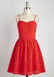 Bring On the Bliss Dress at ModCloth