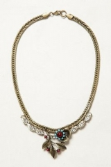 Broderie Necklace at Anthropologie