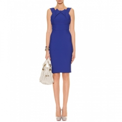 Bronte Dress by Roland Mouret at My Theresa