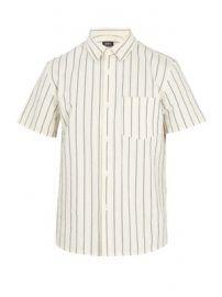 Bryan striped cotton shirt at Matches