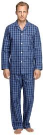Buffalo Check Pajamas at Brooks Brothers