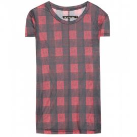 Buffalo check tee by Rag and Bone at My Theresa
