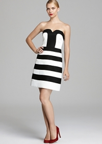 Bumble Bee dress by Laundry by Shelli Segal at Bloomingdales
