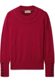 Burberry   Cashmere sweater at Net A Porter