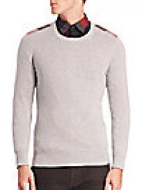 Burberry - Jarvis Crewneck Sweater at Saks Fifth Avenue