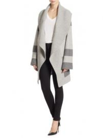 Burberry - Wool-Blend Cardigan at Saks Fifth Avenue
