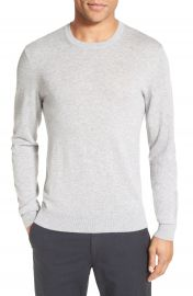 Burberry Brit  Richmond  Cotton   Cashmere Sweater at Nordstrom