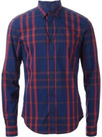 Burberry Brit Checked Shirt - Parisi at Farfetch