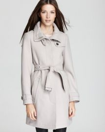 Burberry Brit Rushworth Single Breasted Funnel Neck Jacket at Bloomingdales