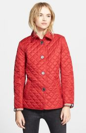 Burberry Brit and39Copfordand39 Quilted Jacket at Nordstrom