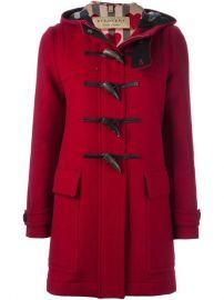 Burberry Duffle Coat at Farfetch