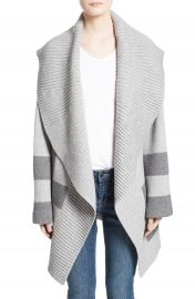 Burberry Gorlan Oversize Open Cardigan at Nordstrom