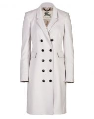 Burberry London Cashmere Northcombe Coat at Stylebop