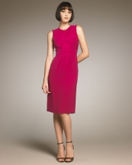 Burberry London Sleeveless Dress at Burberry