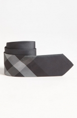 Burberry Woven Silk Tie at Nordstrom
