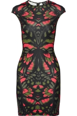 Butterfly dress by Alexander McQueen at The Outnet