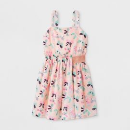 Butterfly print dress at Target
