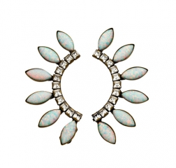 Byron Bay Earrings at Lionette NY