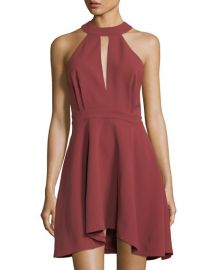 C/MEO Witness Halter Dress at Last Call