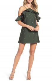 C MEO Collective Assemble Embellished Shift Dress at Nordstrom