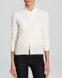 C by Bloomingdaleand039s Cashmere Cardigan in winter white at Bloomingdales