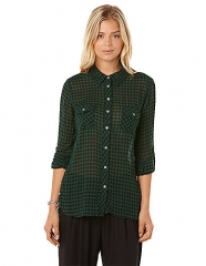 CC California Gingham Shirt at Lord & Taylor