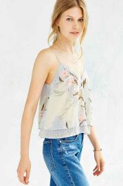 COPE Chiffon Cami at Urban Outfitters