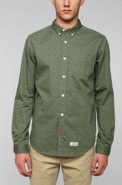 CPO Knott multi dot shirt at Urban Outfitters