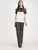 Cady lace top by Peter Som at Saks at Saks Fifth Avenue