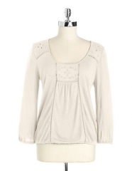 Cailey top by Lucky Brand at Lord & Taylor