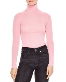 Calico Fitted Turtleneck Sweater at Bloomingdales