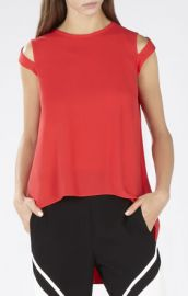 Calin Top at Bcbgmaxazria