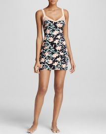 Calvin Klein Underwear Desire Tiger Lily Chemise at Bloomingdales