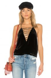 Camilla Velvet Camisole by Cami NYC at Revolve