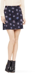 Camissa Floral Skirt at Club Monaco