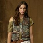 Camo hunting vest by Ralph Lauren at Ralph Lauren