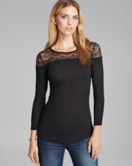CandampC California Top - Lace at Bloomingdales