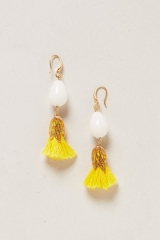 Candied Tassel Drops at Anthropologie